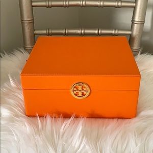 Tory Burch Cosmetic Box